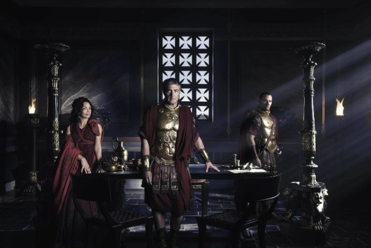 Vincent Regan Pontius Pilate