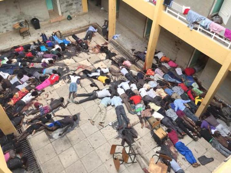 Garissa University College, Kenya