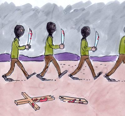 Radical Islam's War on Christians