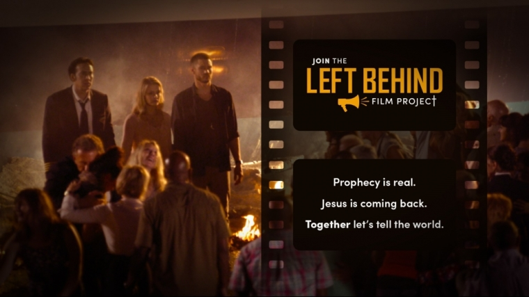 'Left Behind' Movie Project