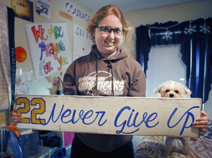 High School Star Lauren Hill Saw the End of Her Life as the