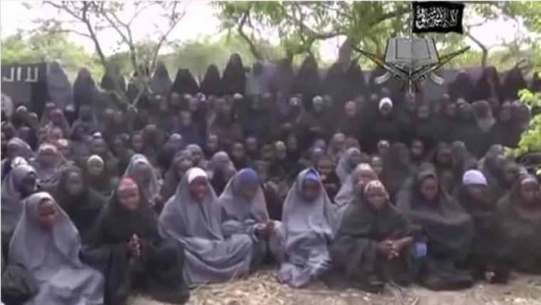 Girls Kidnapped By Boko Haram