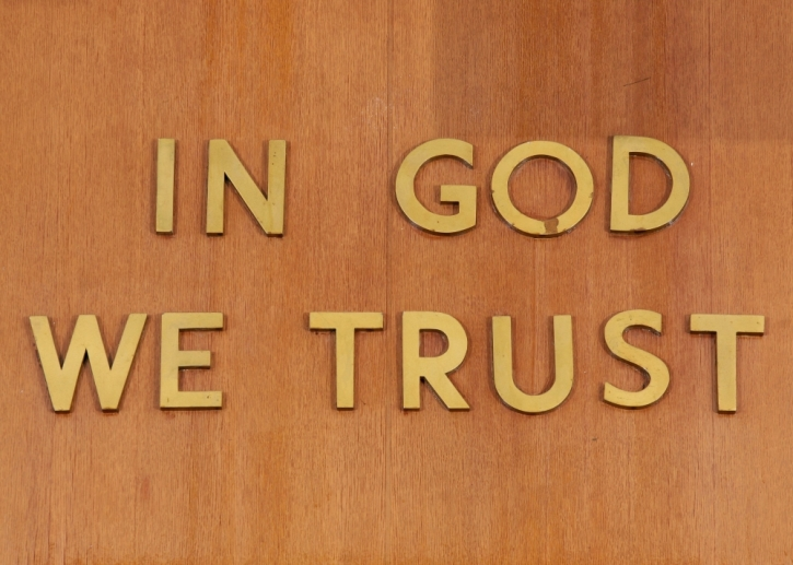 North Carolina Counties Add 'In God We Trust' National Motto