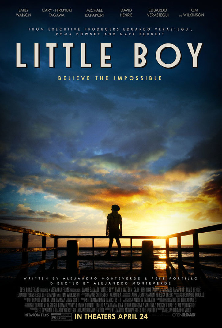 Review: 'Little Boy' One of the Best Family-Friendly Films