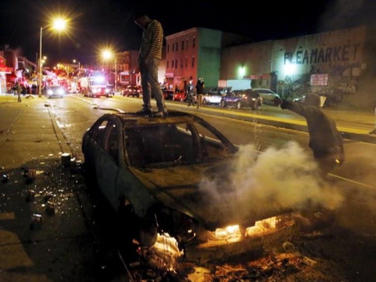 Baltimore Riots, Freddie Gray