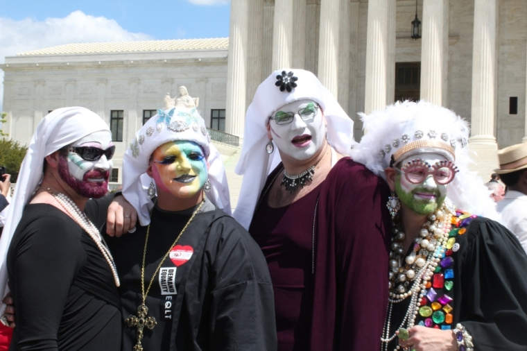 Supreme Court Gay Marriage Drag Queens