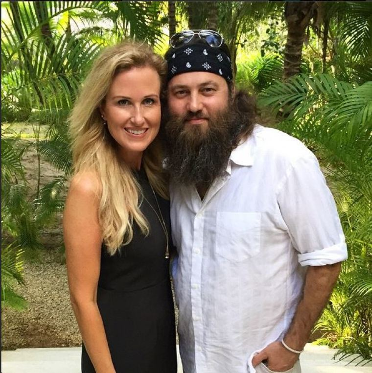 Korie and Willie Robertson