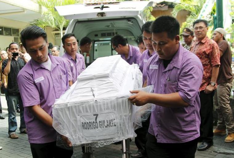 Indonesian Prisoners