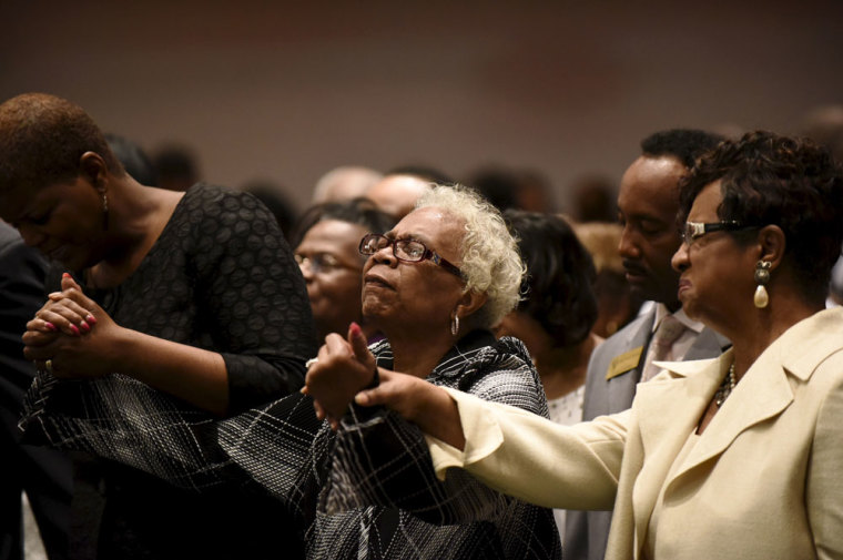 Pew Study Finds 56 Percent of Black Churchgoers Say Their Faith Has Grown Despite Coronavirus' on African American Community