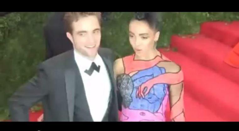 Rob Pattinson and FKA Twigs