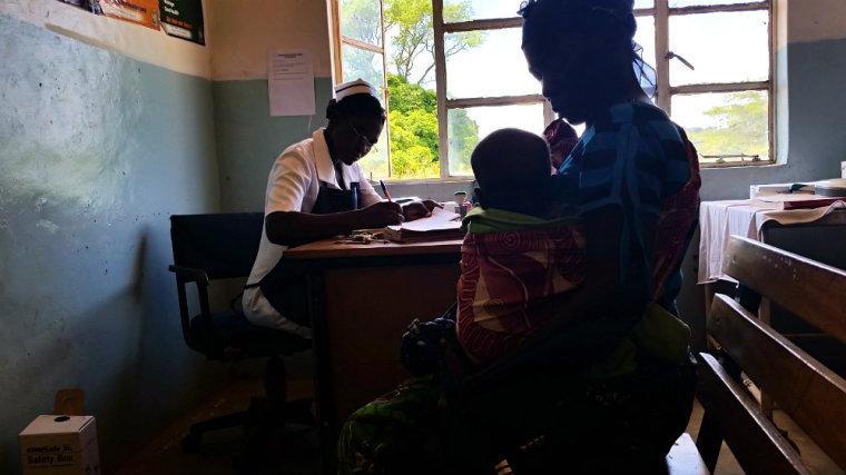Moyo Clinic Zambia