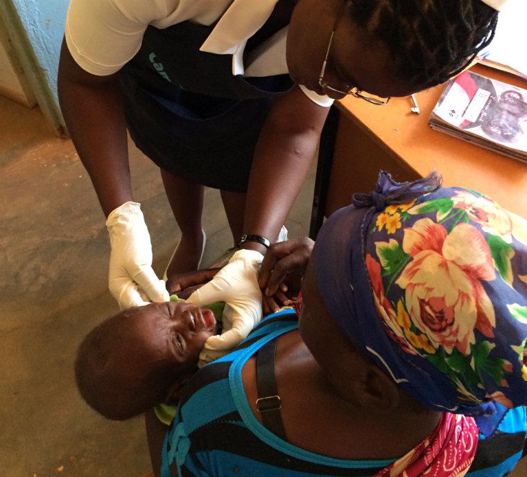 Moyo ADP Clinic Zambia