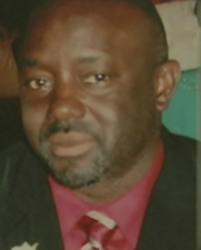 Pastor Kenneth Green of Greater St. Mary Baptist Church