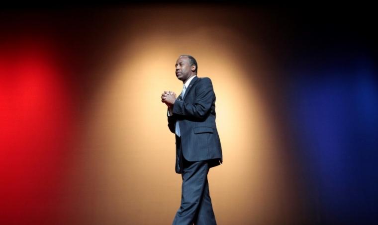 Republican presidential candidate Dr. Ben Carson