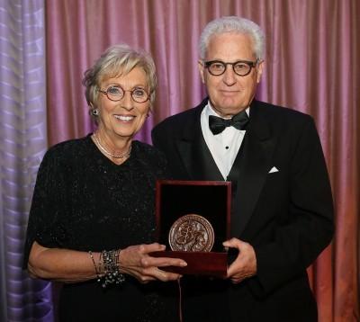Barbara and David Green