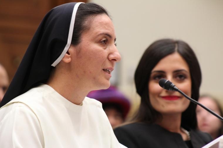 Sister Diana Momeka