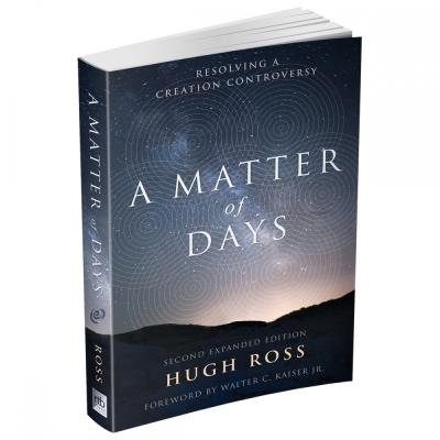 A Matter of Days by Hugh Ross