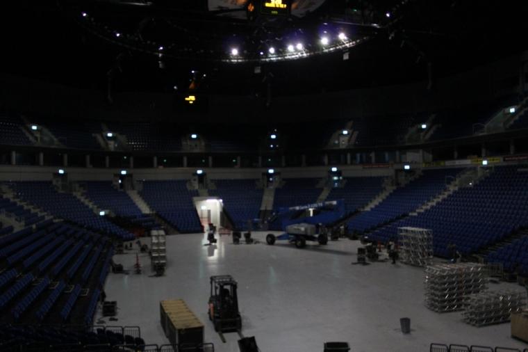 Jerusalem Pais Arena