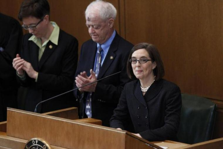 Two Churches Sue Oregon Governor Over Ban on In-Person Gatherings of Over 25 People