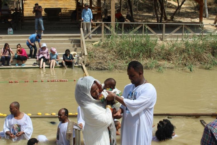 Eritrean Christian Family