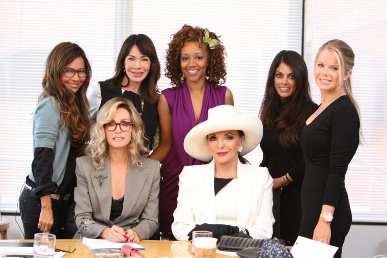 """""""Queens Of Drama"""" Cast"""