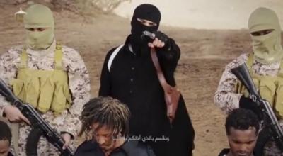 Islamic State beheading Christians