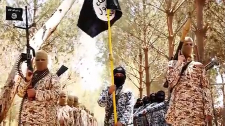 ISIS camps