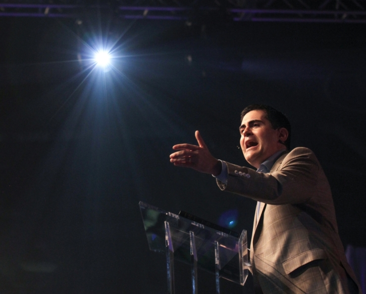 Russell Moore Explains 'What to Do When a Pastor Falls' to