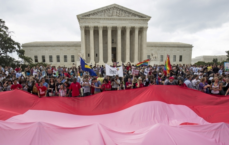 U.S. Supreme Court gay marriage ruling