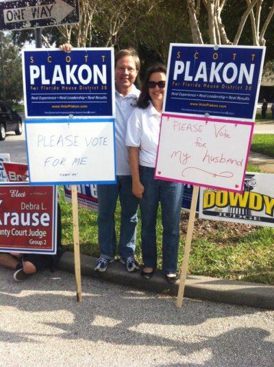 Florida State Rep. Scott Plakon