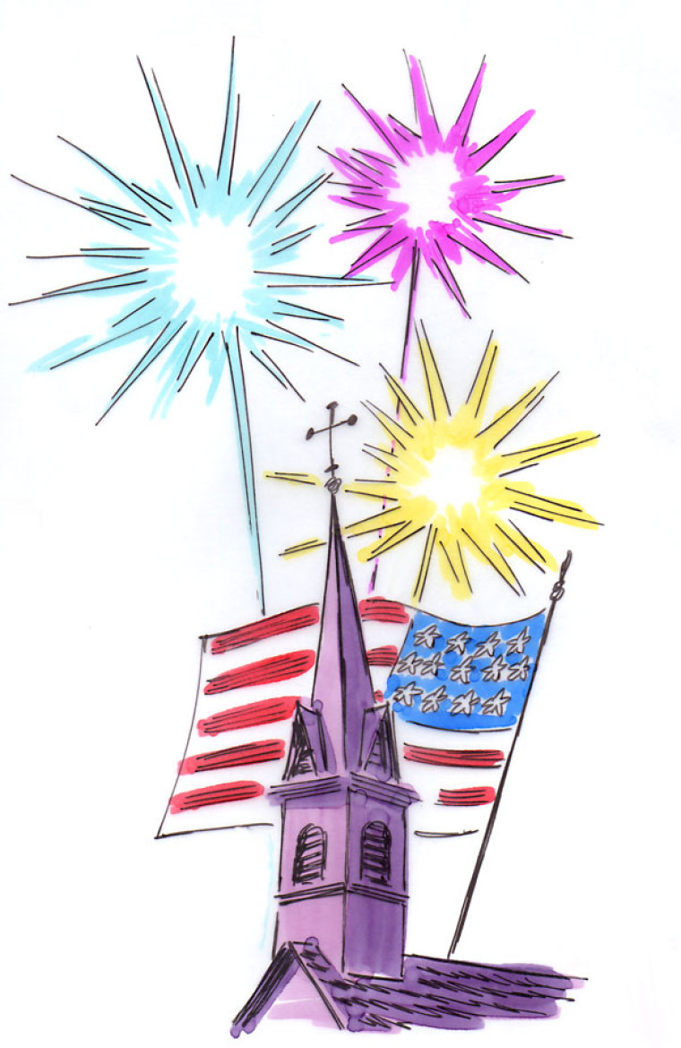 A Fourth of July Meditation on Religious Freedom