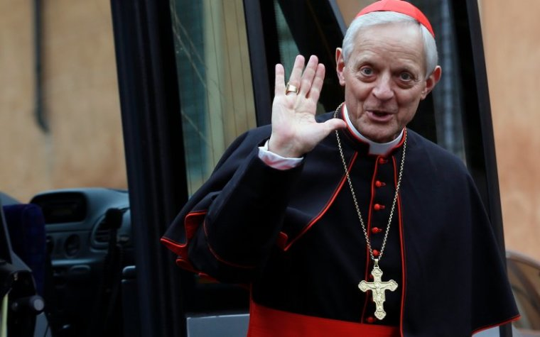 Archbishop of Washington Cardinal Donald Wuerl