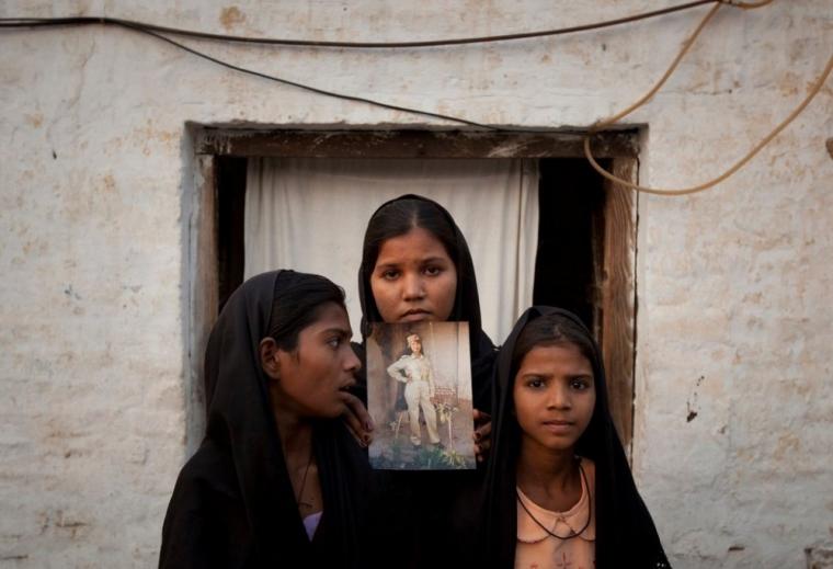 Daughters of Asis Bibi