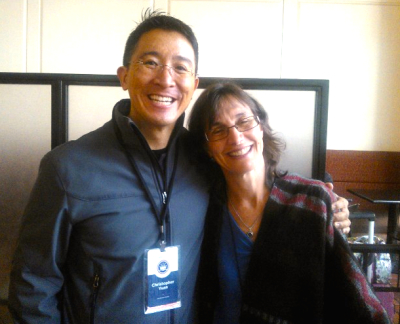 Christopher Yuan and Rosaria Butterfield