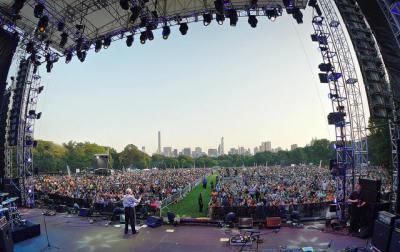 Evangelist Luis Palau Central Park