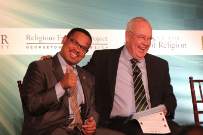 Keith Ellison and Ken Starr