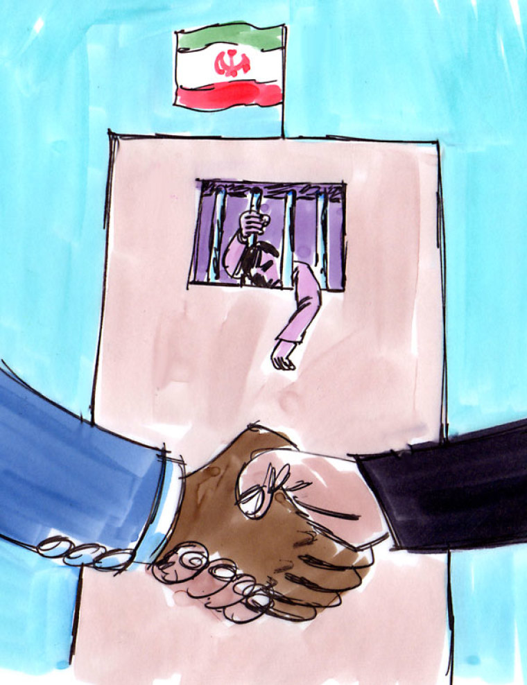 The Iran Deal: Will Imprisoned Americans Come Home?