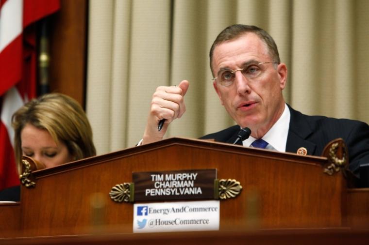 U.S. Representative Tim Murphy