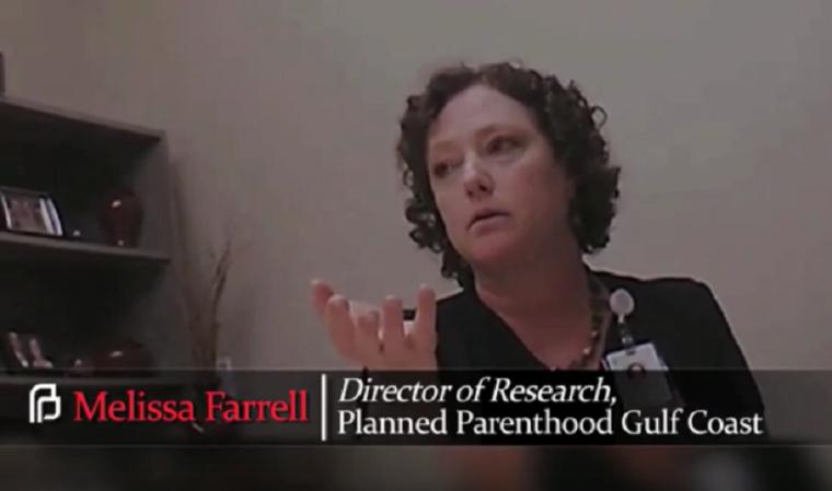 Melissa Farrell, Planned Parenthood