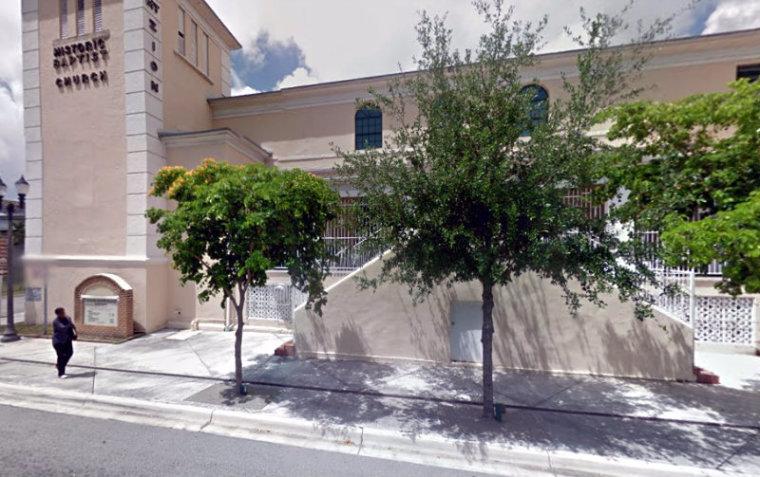 Mount Zion Missionary Baptist Church