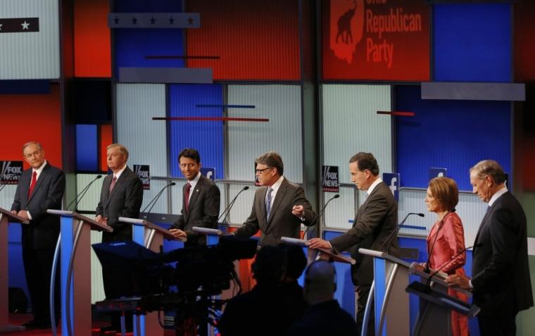 Republican presidential debate