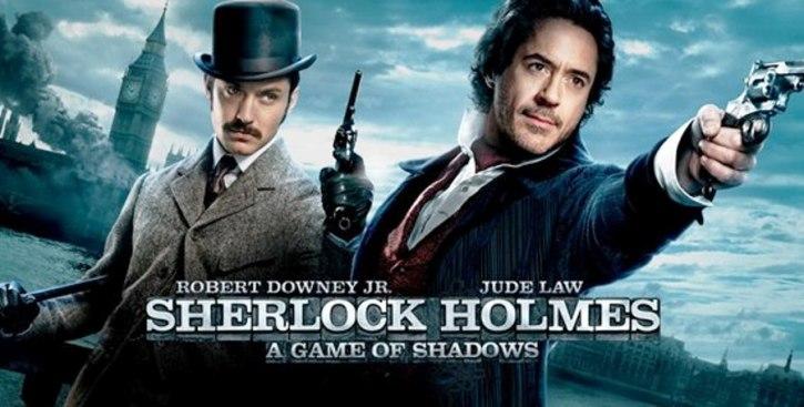 Sherlock Holmes 3' News: Script in the Works, Robert Downey