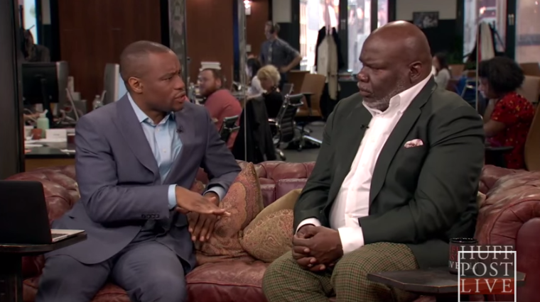 Bishop T.D. Jakes on HuffPost Live