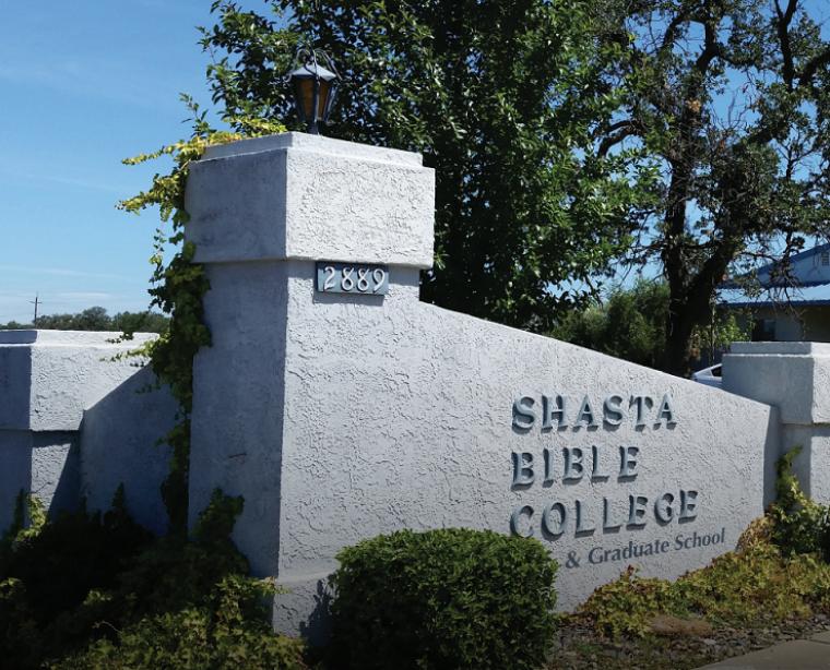 Shasta Bible College