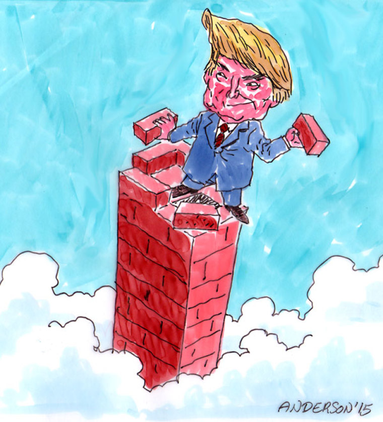 The Trump Tower . . . of Babel?