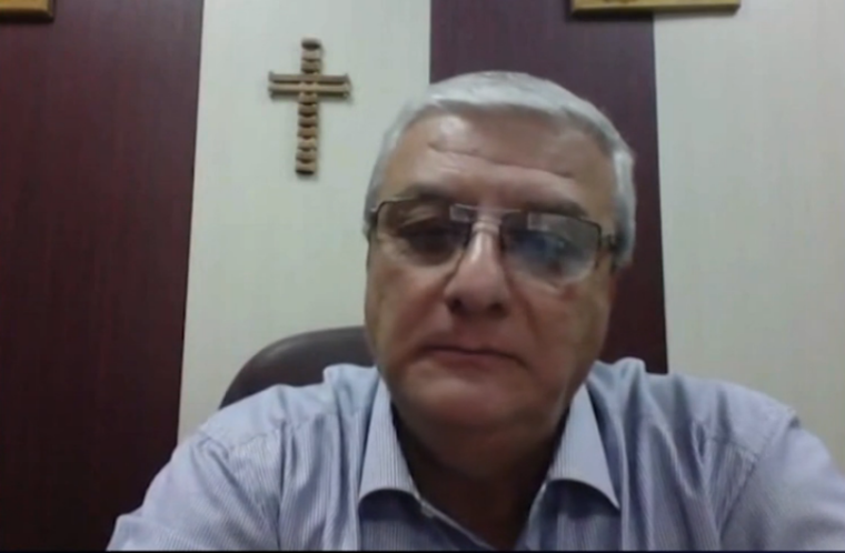 The New Testament Baptist Church of Baghdad, Maher Fouad