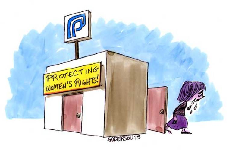Planned Parenthood's Empty Promises