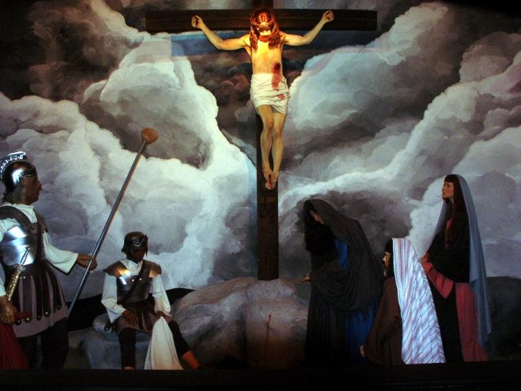 BibleWalk cruicifixion