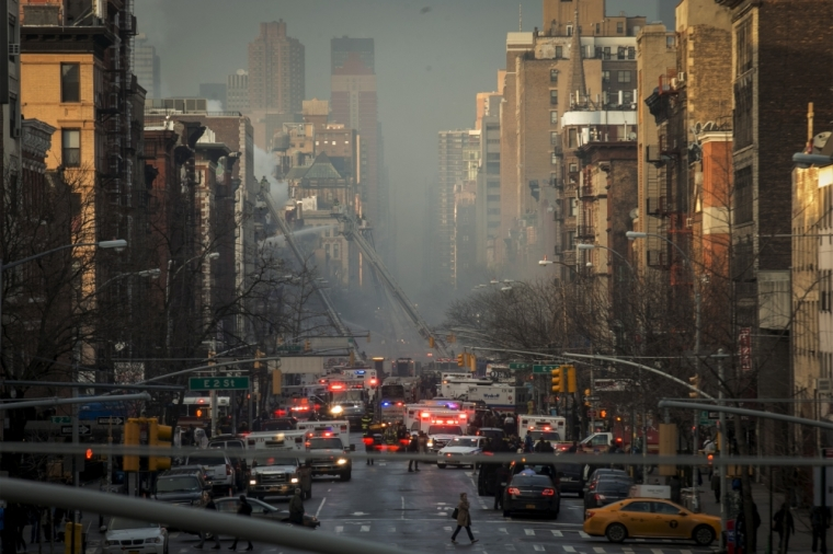 New York City fire