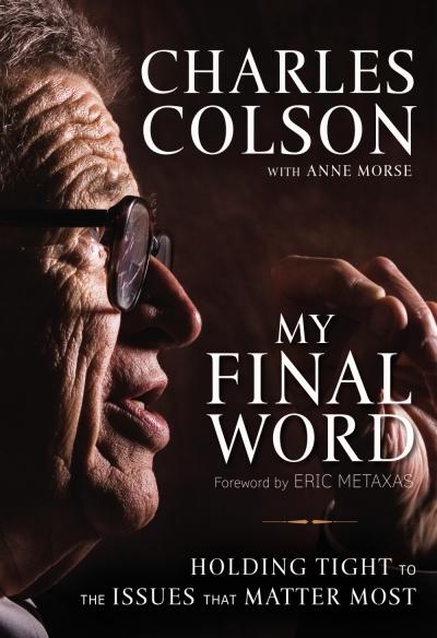 Charles Colson, Anne Morse
